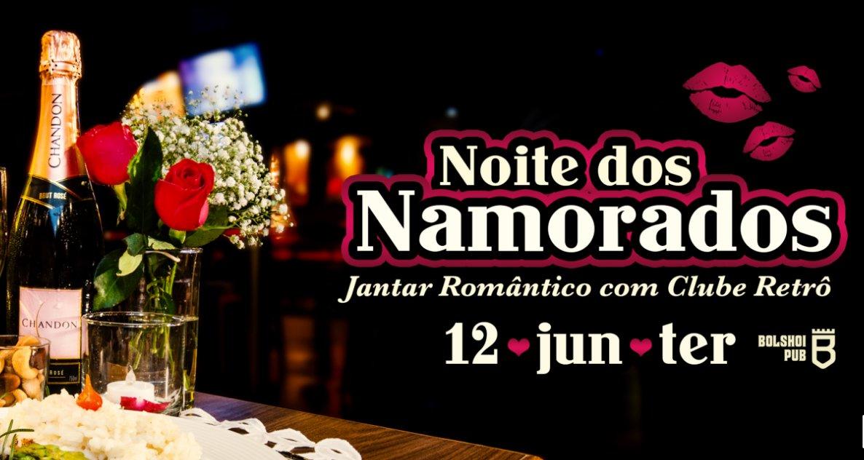 Dia dos Namorados em Goiânia no pub e restaurante Bolshoi | Foto: Divulgação