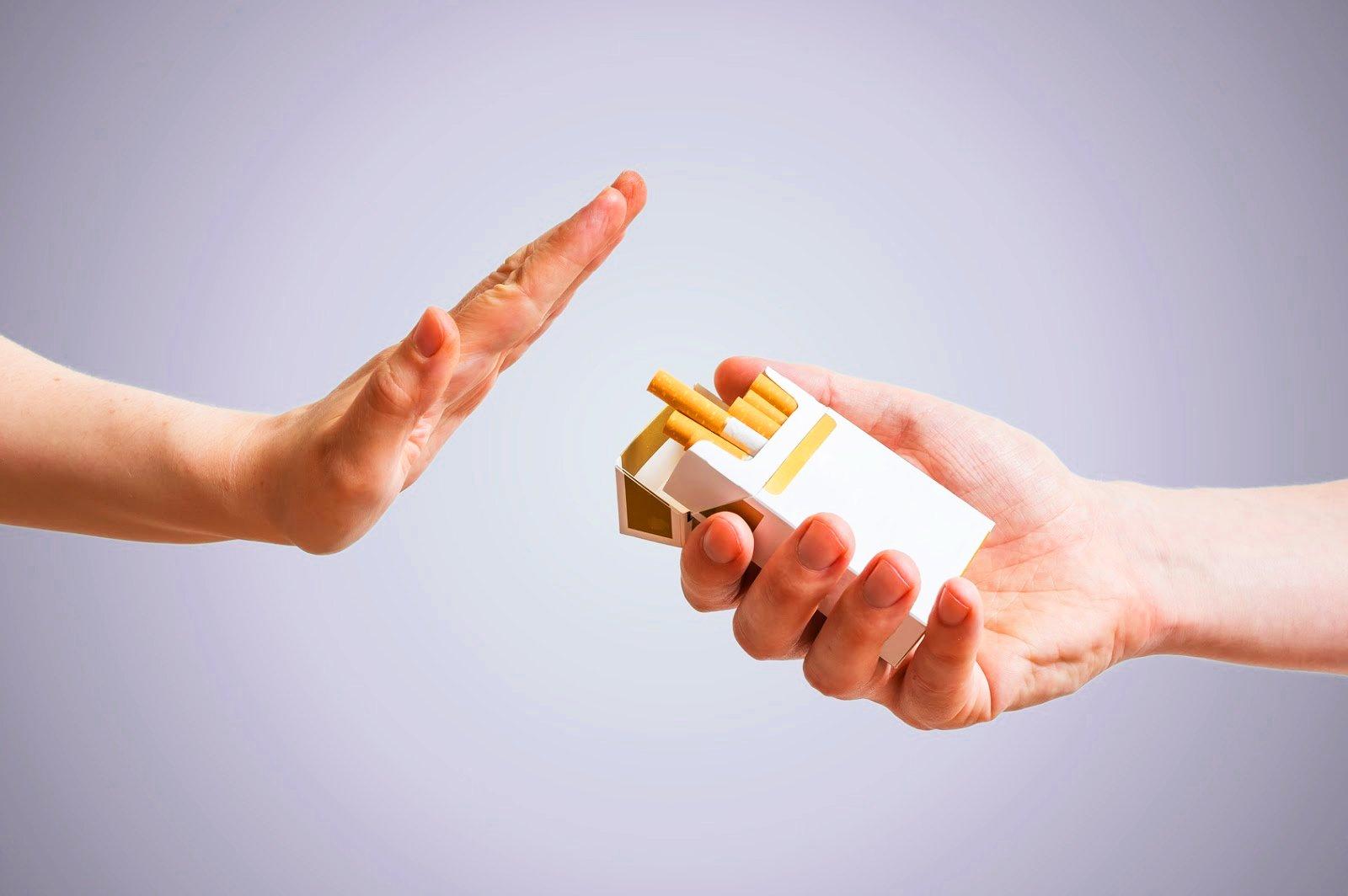 Como parar de fumar definitivamente? Basta buscar ajuda! | Foto: Reprodução