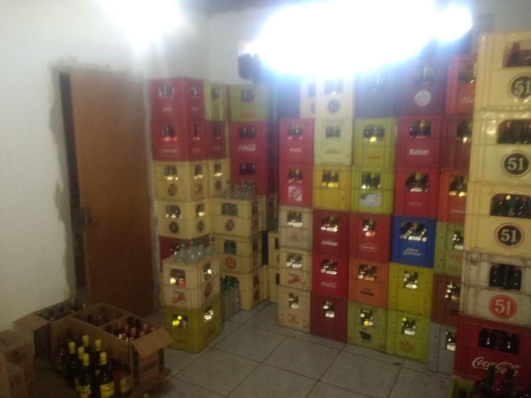 Distribuidora de bebidas no Jd das Rosas é alvo de investigação da Decon | Foto: Divulgação/PC