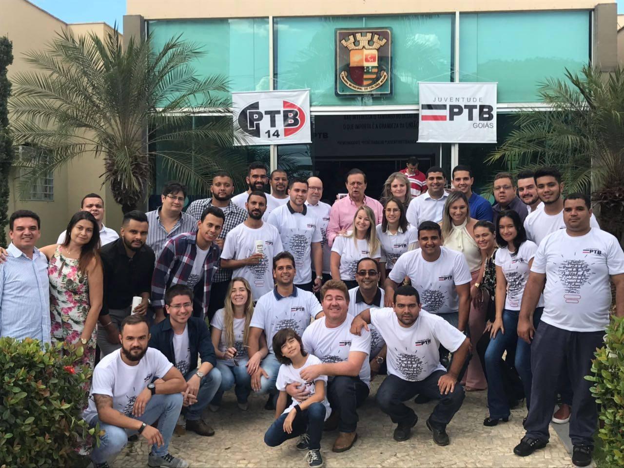 JPTB reuniu mais de 250 pessoas na Câmara de Vereadores de Caldas Novas | Foto: Folha Z