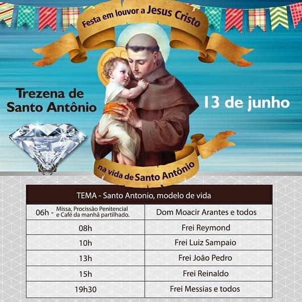 Celebração da Paróquia Santo Antônio é uma das mais tradicionais Festas Juninas de Goiânia em 2018 | Foto: Divulgação
