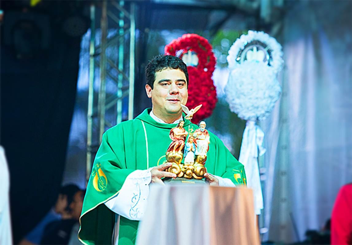 Festa de Trindade 2018 ocorrerá entre os dias 22 de junho e 1º de julho   Foto: Divulgação/ Santuário Basílica do Divino Pai Eterno