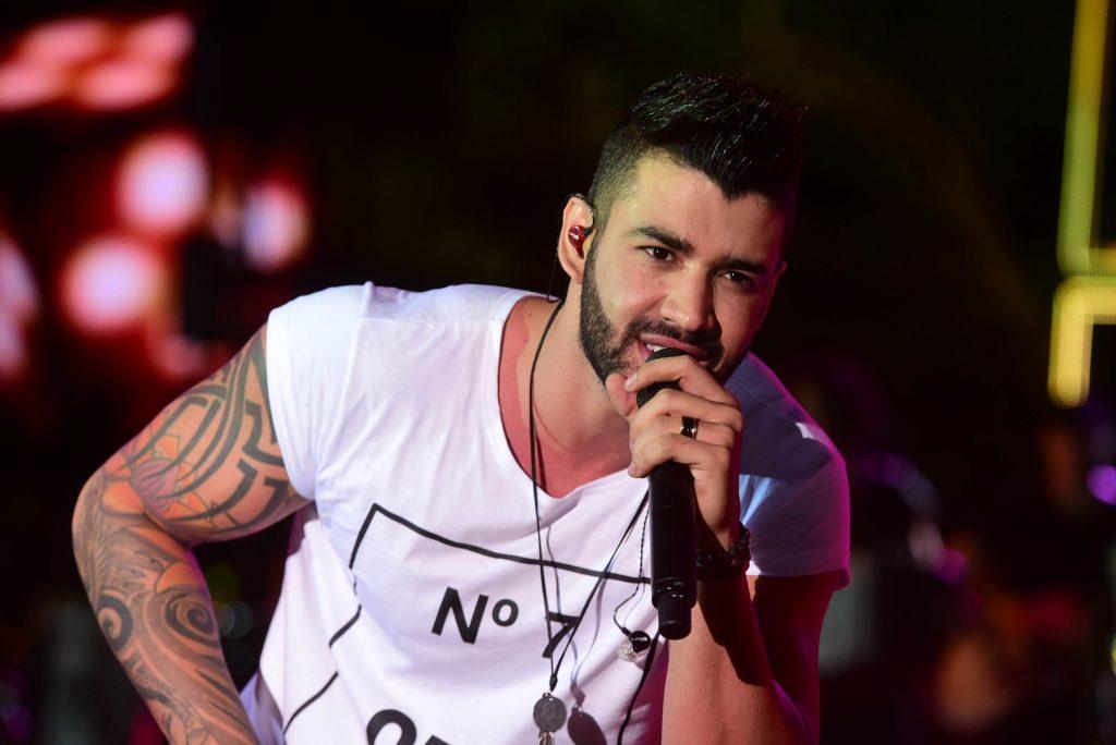 O cantor sertanejo é presença marcada no Caldas Country 2018 | Foto: reprodução