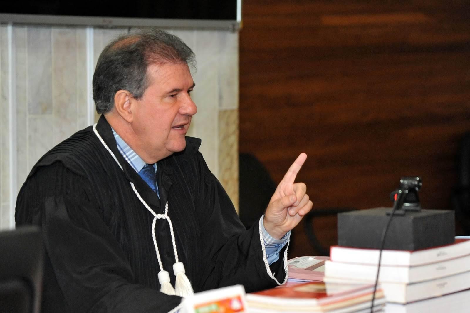 Juiz Jesseir Coelho de Alcântara, da 3ª Vara dos Crimes Dolosos Contra a Vida e Tribunal do Júri de Goiânia | Foto: Divulgação/TJGO