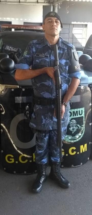 Armamento letal e menos letal será exposto aos visitantes | Foto: CMT Aguimar