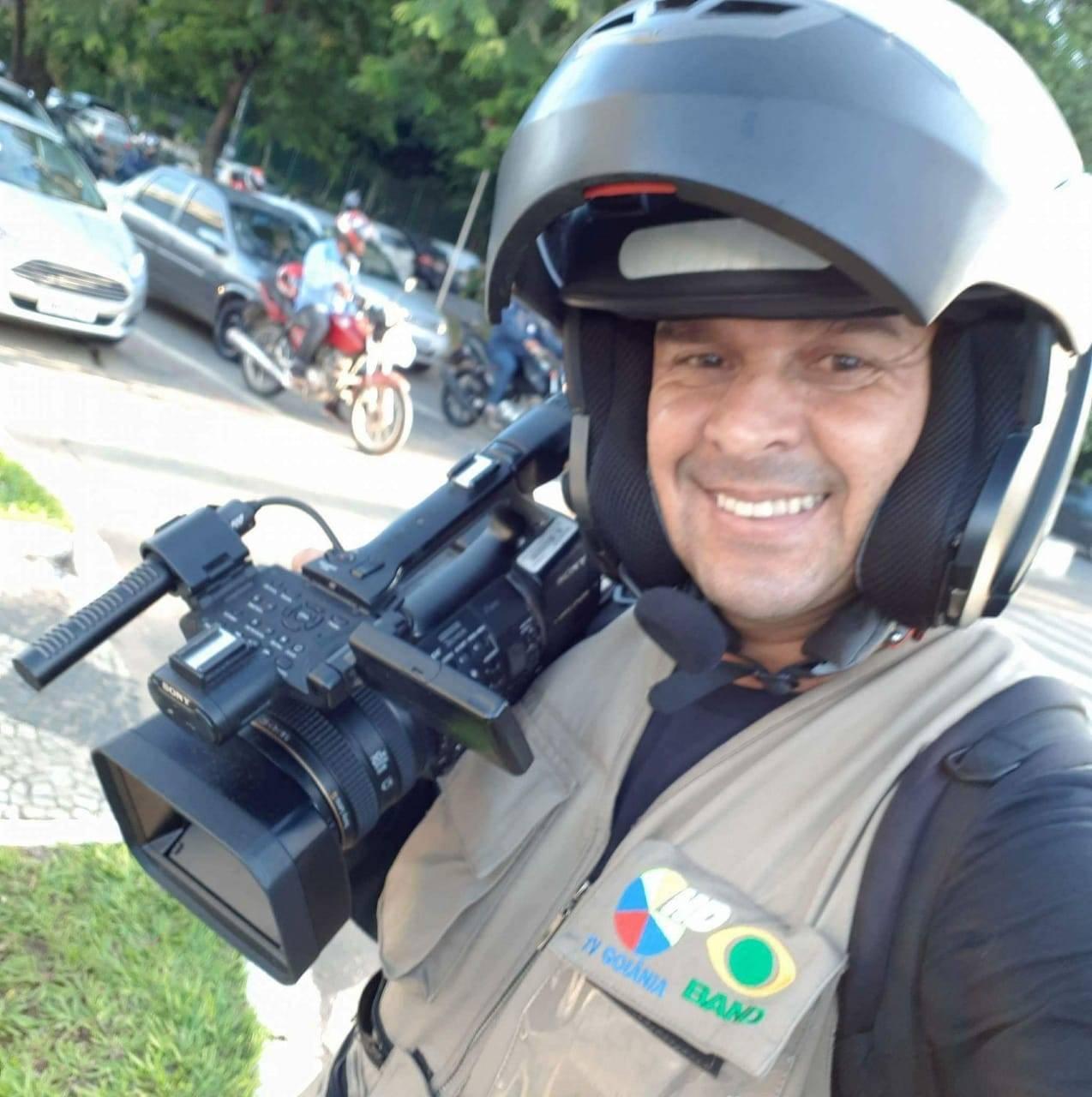 Cinegrafista Bill Guerra usa força das redes sociais a seu favor. Ele é um dos candidatos sem mandato que pode surpreender em 2018 | Foto: Arquivo Pessoal