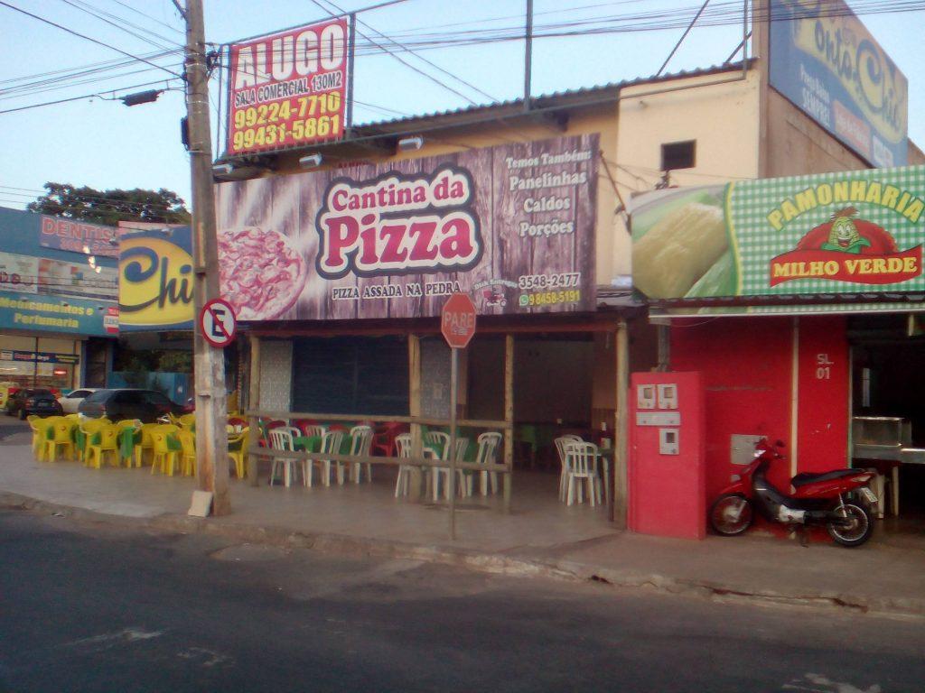 Cantina da Pizza está entre as melhores pizzarias de Aparecida de Goiânia | Foto: Divulgação