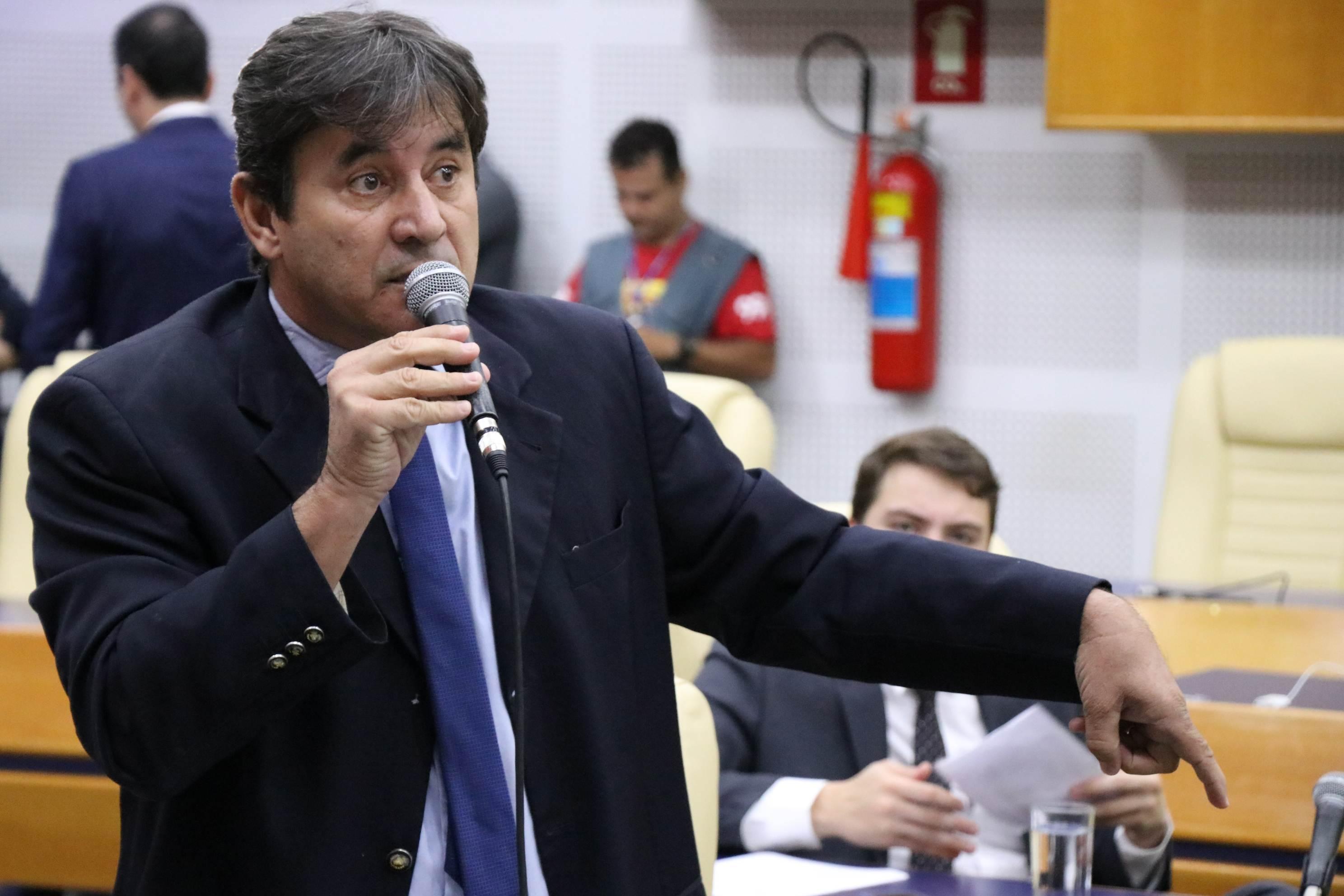 Autor do projeto de lei é overeador Clécio Alves (MDB) | Foto: Alberto Maia