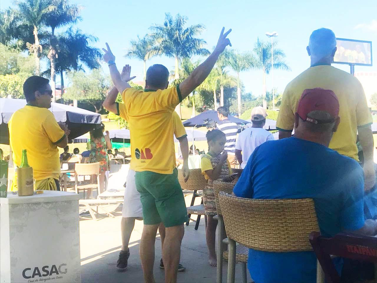Clube CEL da OAB terá cerveja pela metade do preço durante jogo do Brasil | Foto: Divulgação