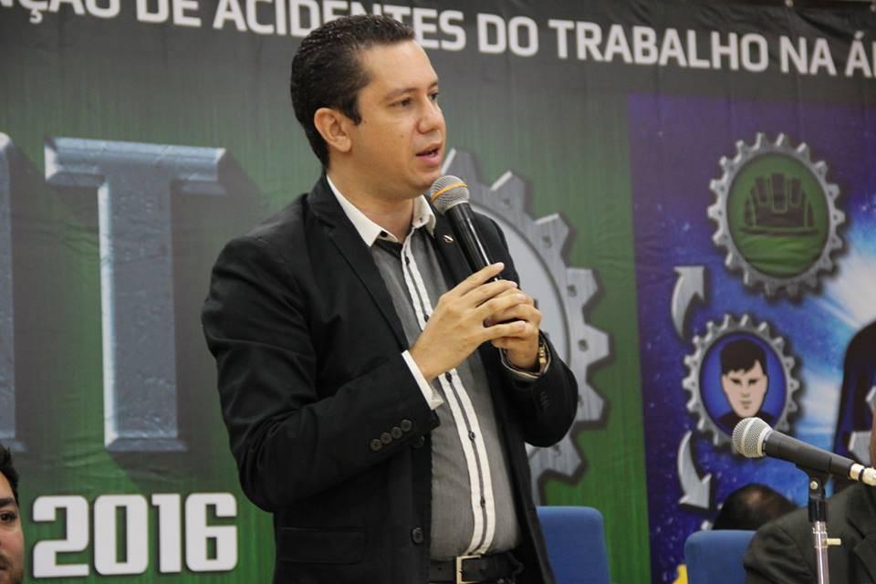 Superintendente do Trabalho em GoiásDegmar Pereira | Foto: Divulgação