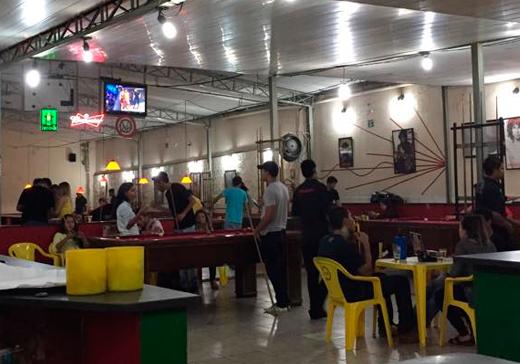 Gellim bar é outra opção para quem busca busca assistir aos jogos da Copa do Mundo em Goiânia | Foto: Reprodução