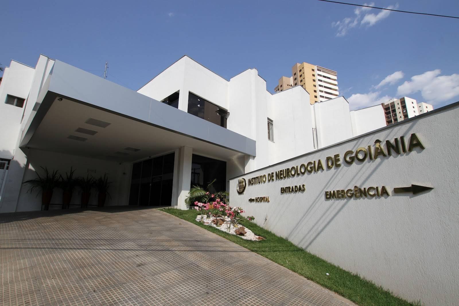 Instituto de Neurologia de Goiânia | Foto: Divulgação