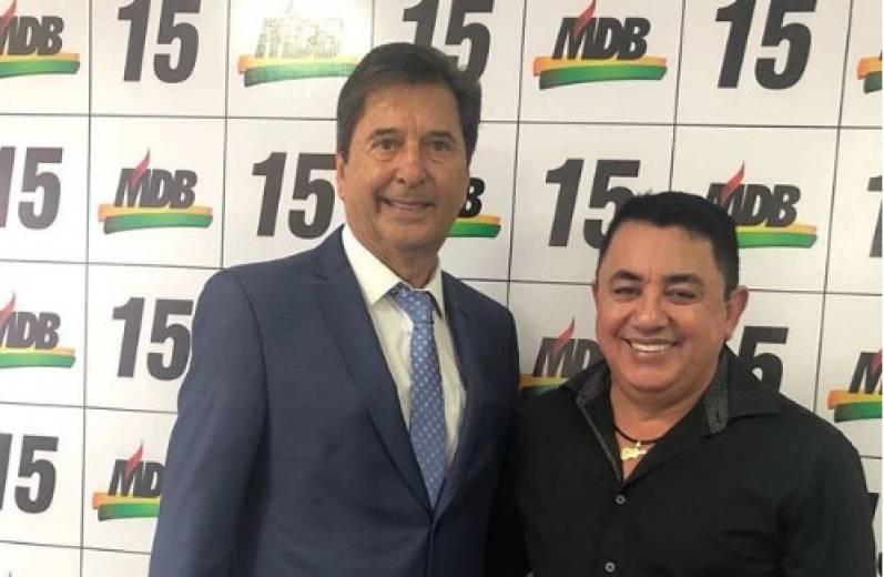 João Reis é próximo do grupo de Maguito Vilela, no MDB | Foto: Instagram
