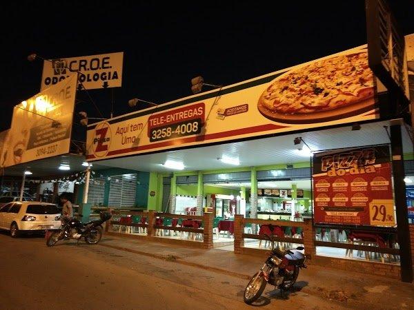 Pizza Z não passa despercebido entre as melhores pizzarias de Aparecida de Goiânia | Foto: Reprodução