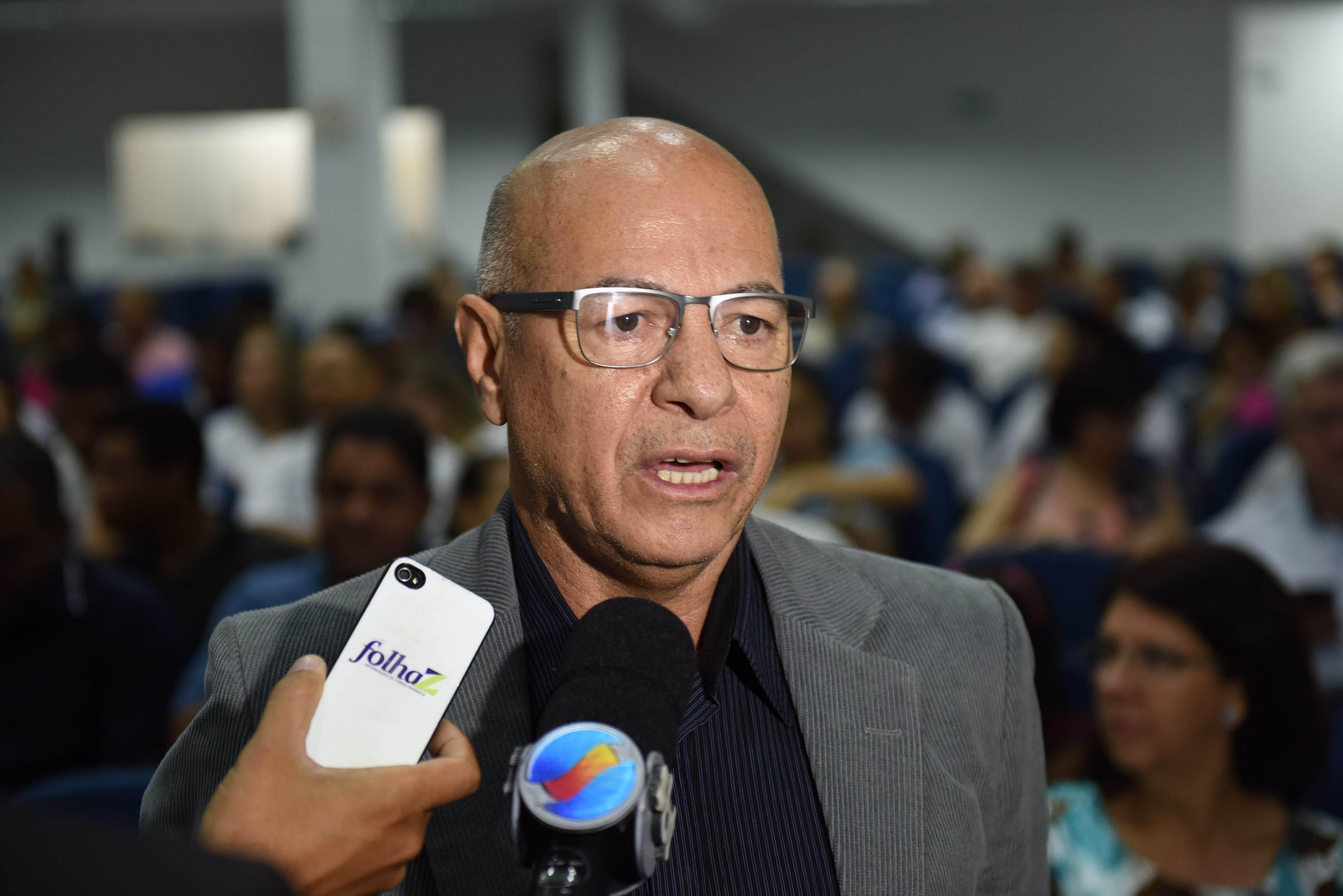 De olho no Congresso, Professor Alcides Ribeiro conta com 8 vereadores | Foto: Valdemy Teixeira