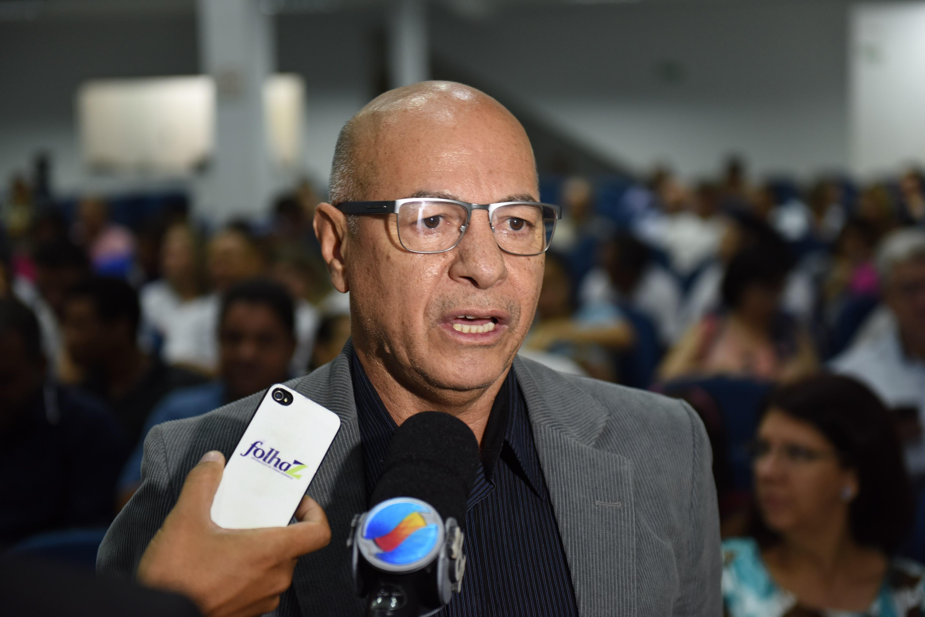 Professor Alcides (PP) é deputado federal eleito | Foto: Folha Z