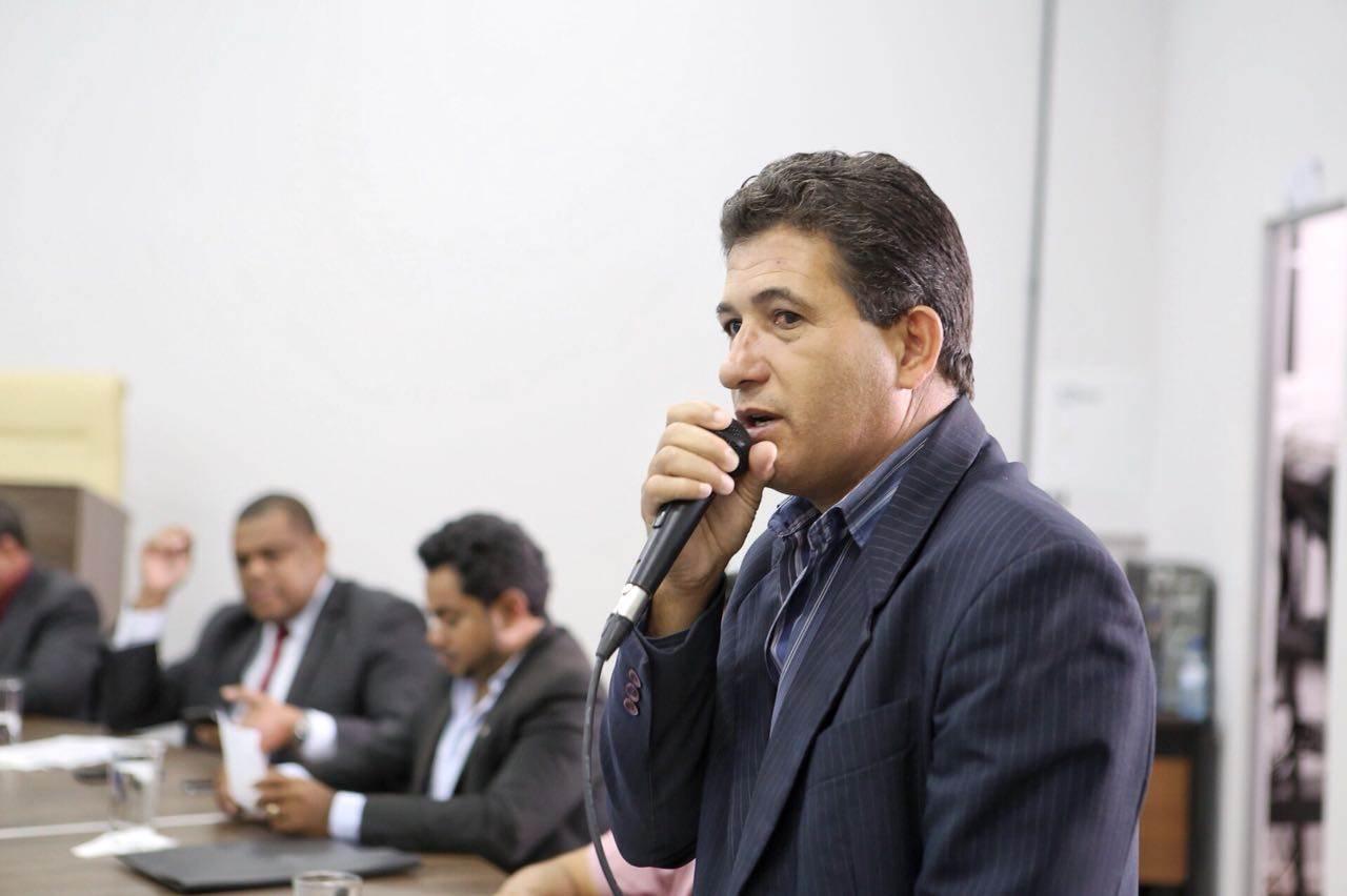Vereador Rosildo (PP) | Foto: Câmara de Aparecida de Goiânia