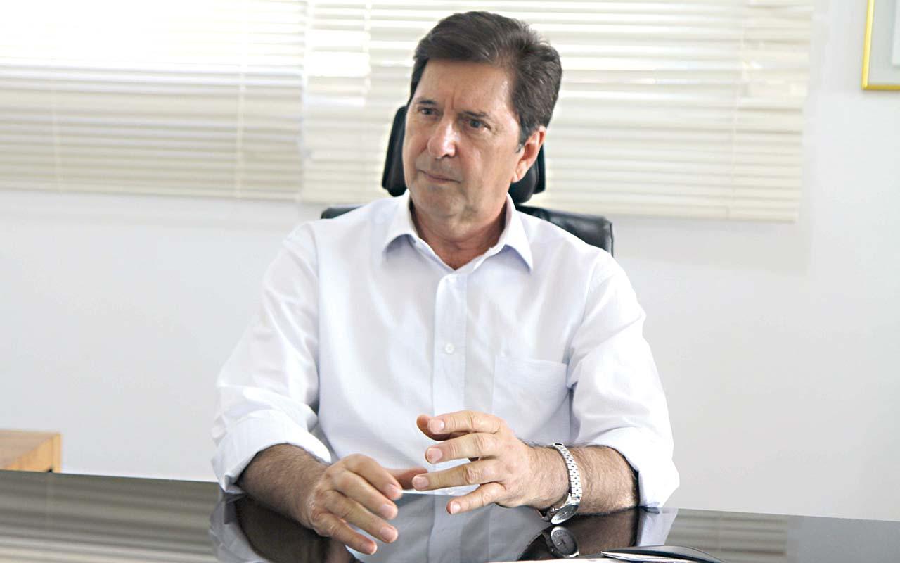 Ex-governador de Goiás e ex-prefeito de Aparecida de Goiânia Maguito Vilela | Foto: Reprodução