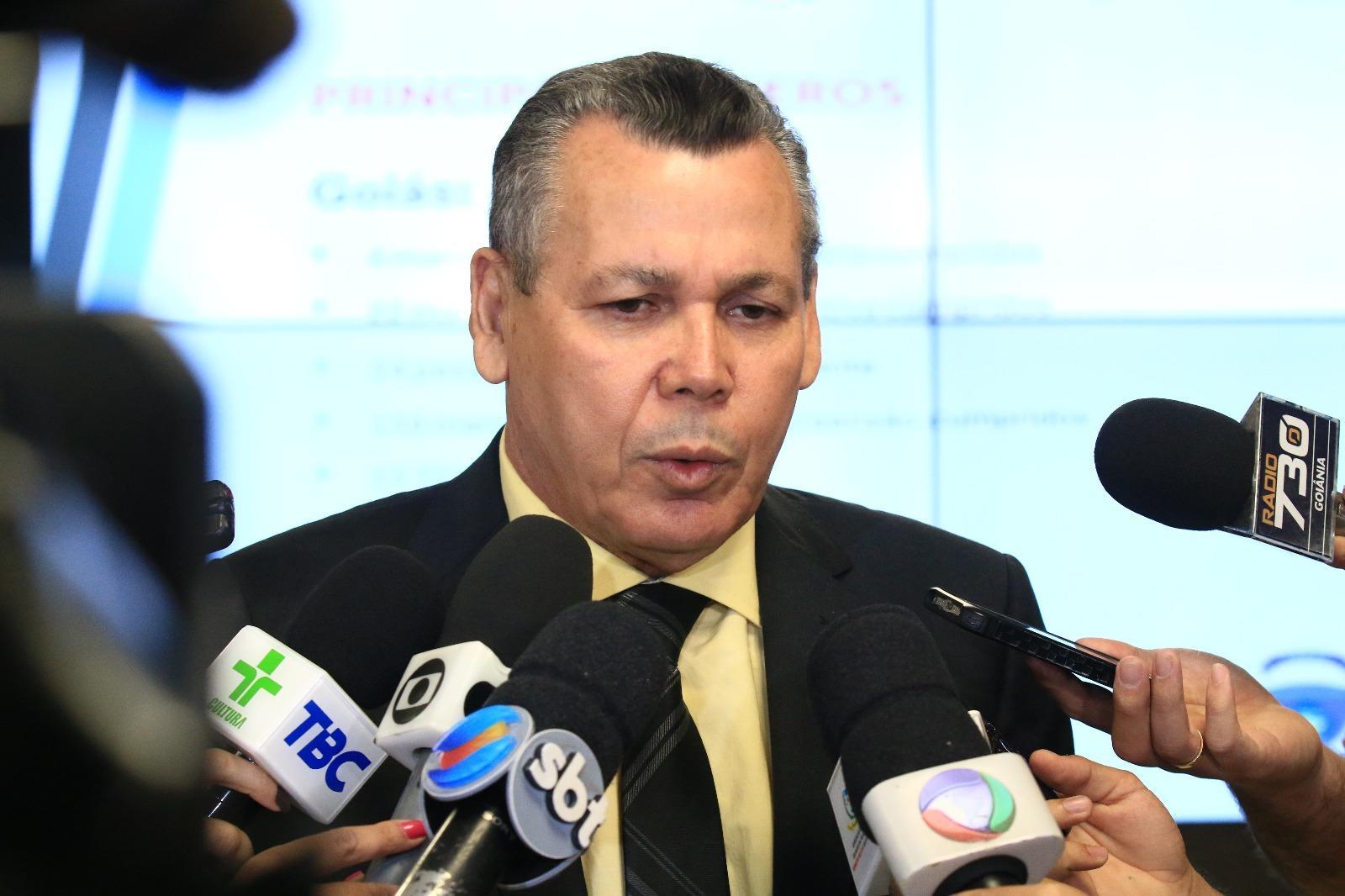 Delegado Álvaro Cássio (PROS) | Foto: Reprodução