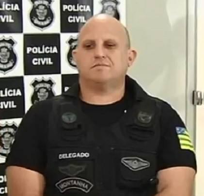 Delegado Vicente Gravina é o responsável pelas investigações do caso | Foto: Reprodução