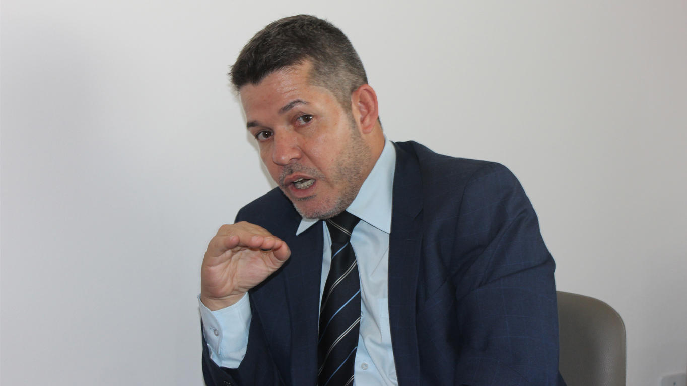 Deputado federal Delegado Waldir Soares (PSL) | Foto: Folha Z