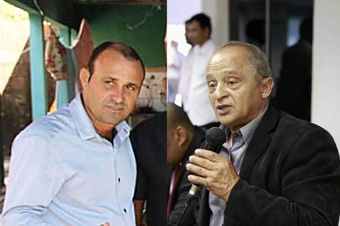 Mazinho do Madre Germana (SD) e Almeidinha (MDB) também devem fechar com a pré-campanha do Professor Alcides | Foto: Reprodução / Redes Sociais