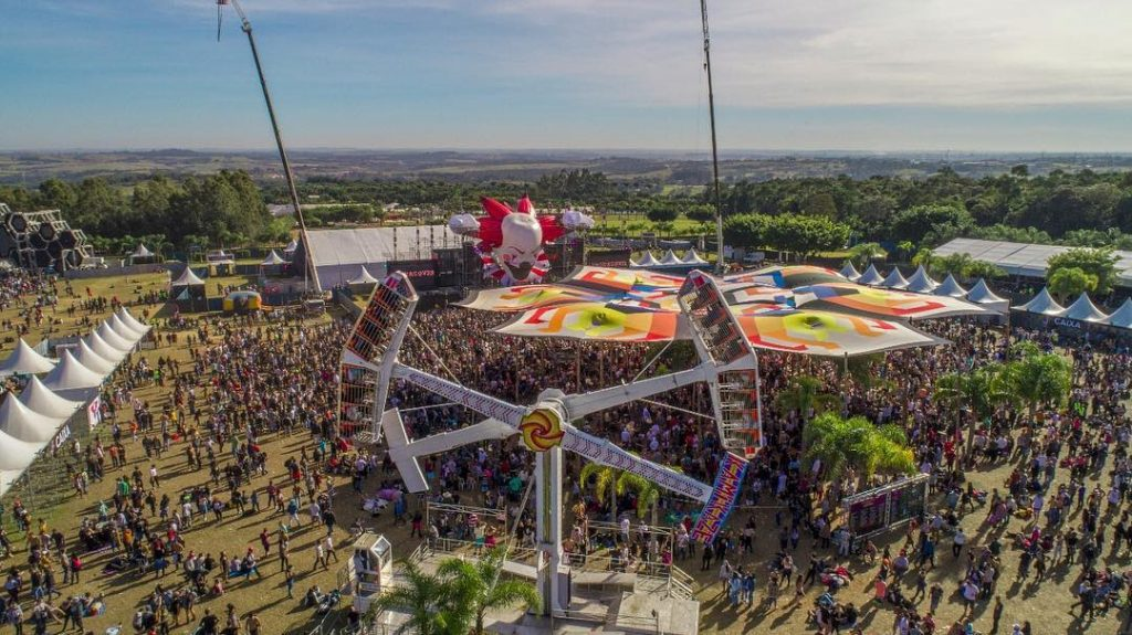 PlayGround Goiânia 2018 reúne grandes Djs do cenário eletrônico | Foto: Divulgação
