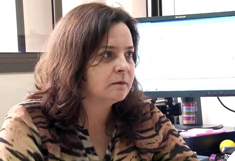 Promotora Alessandra Melo, do Ministério Público, encabeça a análise do relatório enviado pelo Conselho Tutelar | Foto: Reprodução
