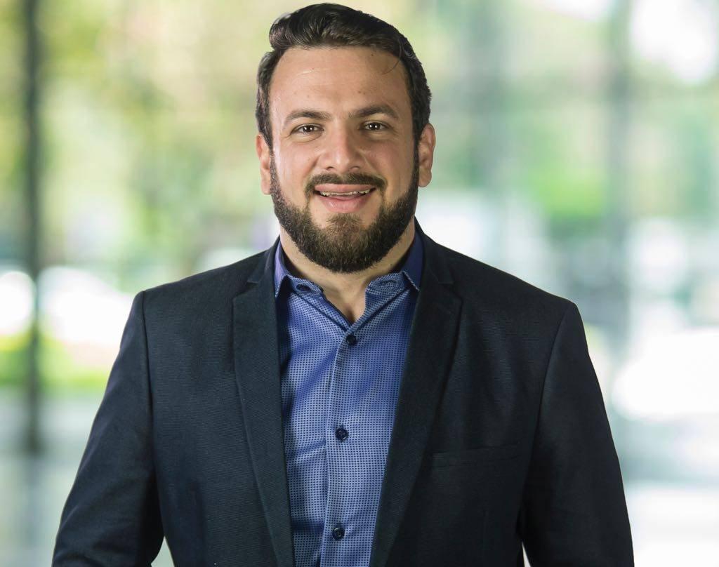Candidato a deputado estadual pelo PRP Diogo Melo | Foto: Divulgação