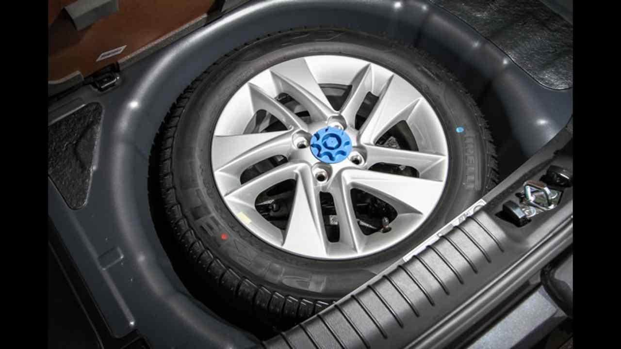 Proprietários de veículos Hyundai HB20 relatam dor de cabeça com frequente furto de estepe | Foto: Reprodução