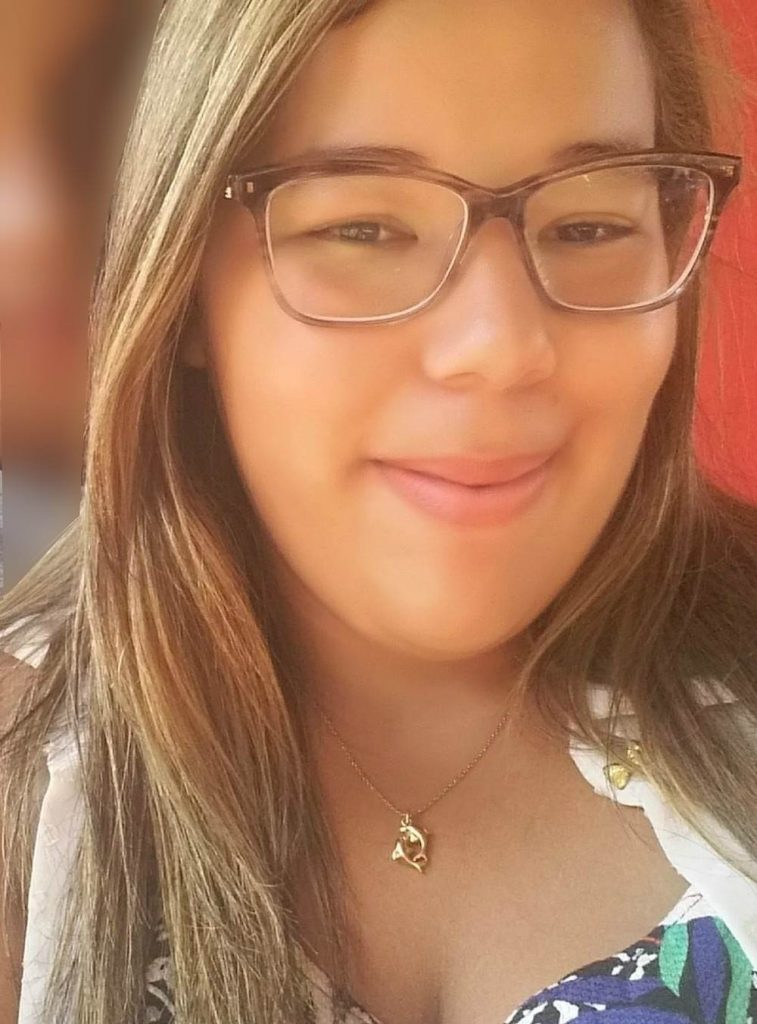 A mãe da vítima suspeita que ela era mantida em cárcere privado | Foto: Reprodução