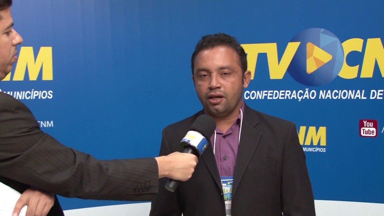 Prefeito Miracema Moisés Costa da Silva, conhecido como Moisés da Sercon, dispensou os seguranças e foi encontrado morto horas depois | Foto: divulgação