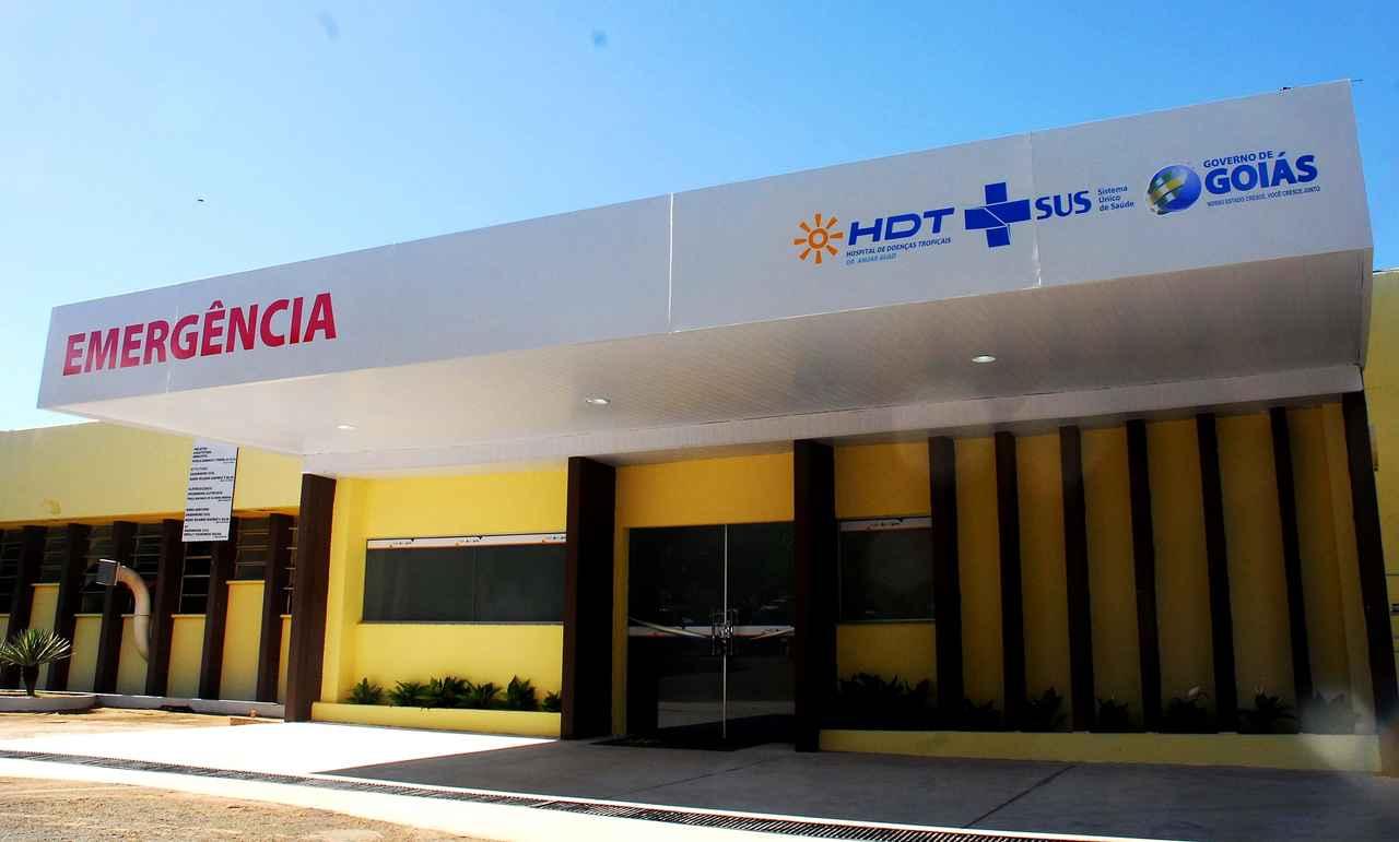 HDT abriu processo seletivo para contratação de 33 profissionais | Foto: Reprodução