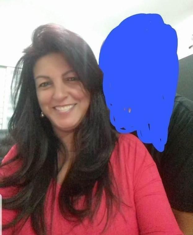 Neuraci Maciel, a dona de casa morte em acidente causado por adolescente em Rio Verde | Foto: Reprodução