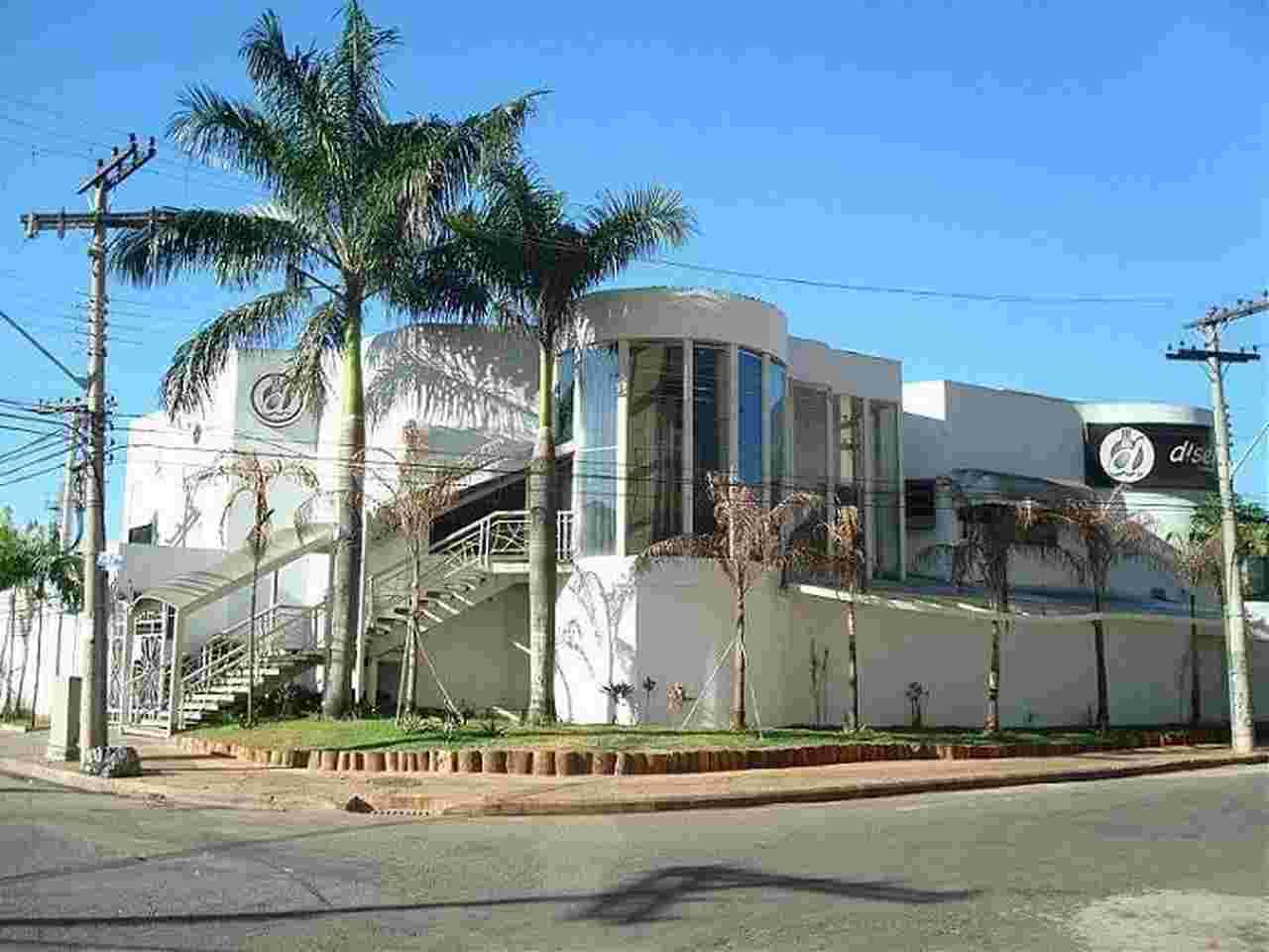 Boates antigas de Goiânia: Disel Lounge | Foto: Reprodução