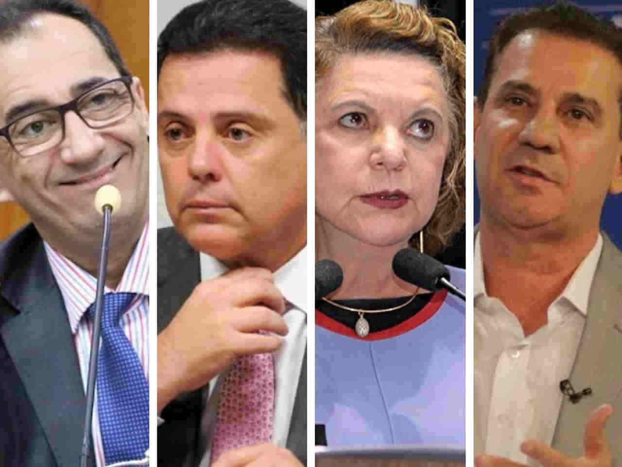 Disputa pelas vagas ao Senado em Goiás estão acirradas na reta final de campanha | Foto: Reprodução