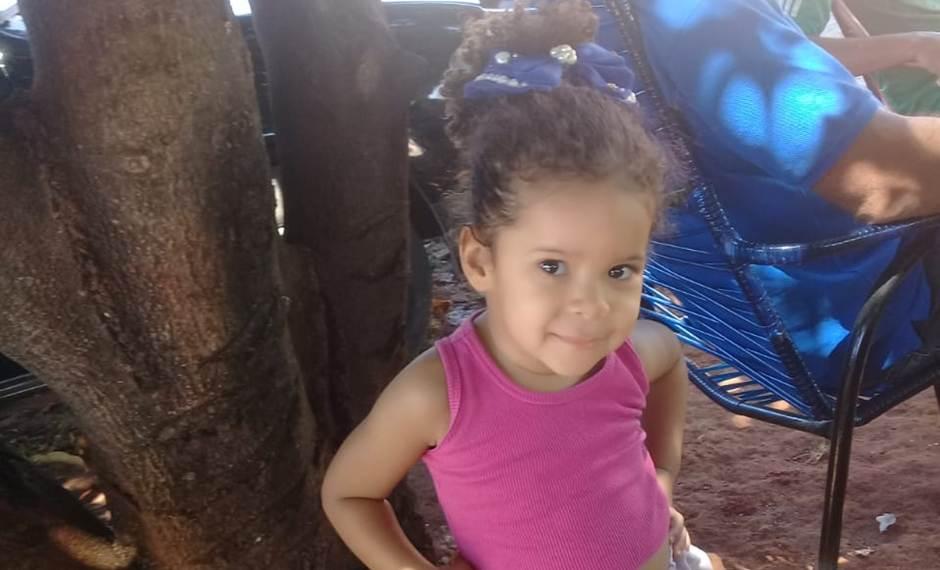 Criança teve morte cerebral após ser ferroada por escorpião em Trindade | Foto: Reprodução