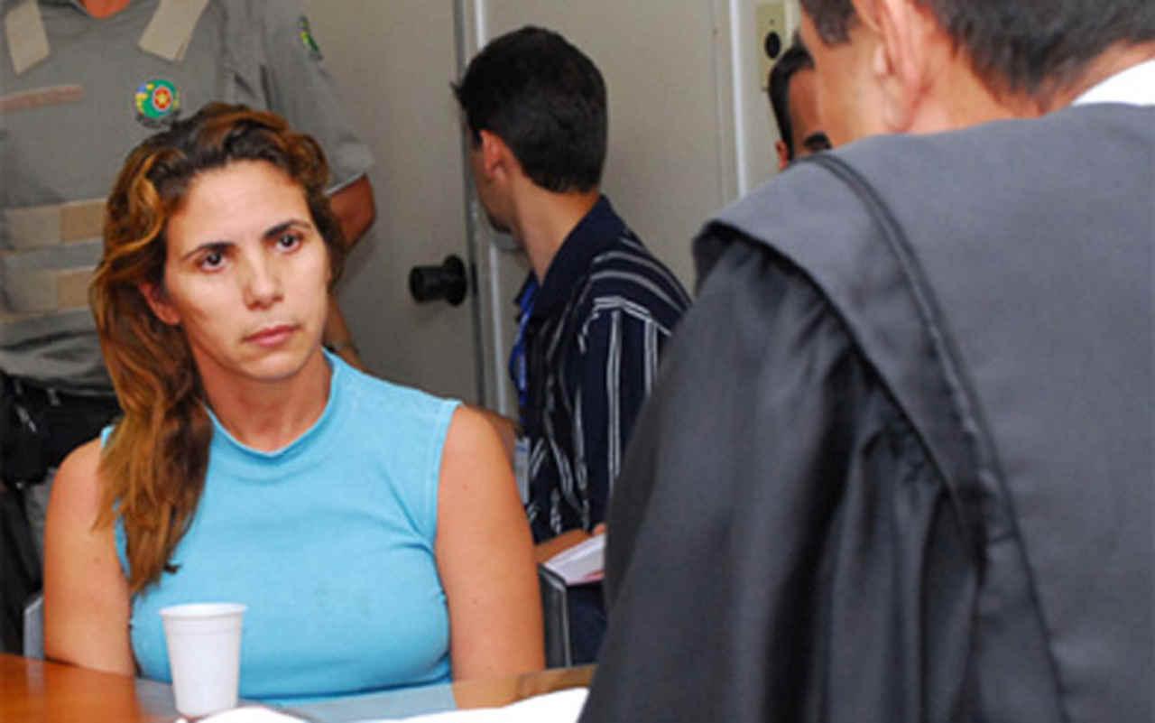 Sílvia Calabresi foi condenada após torturar uma adolescente em Goiânia | Foto: Reprodução