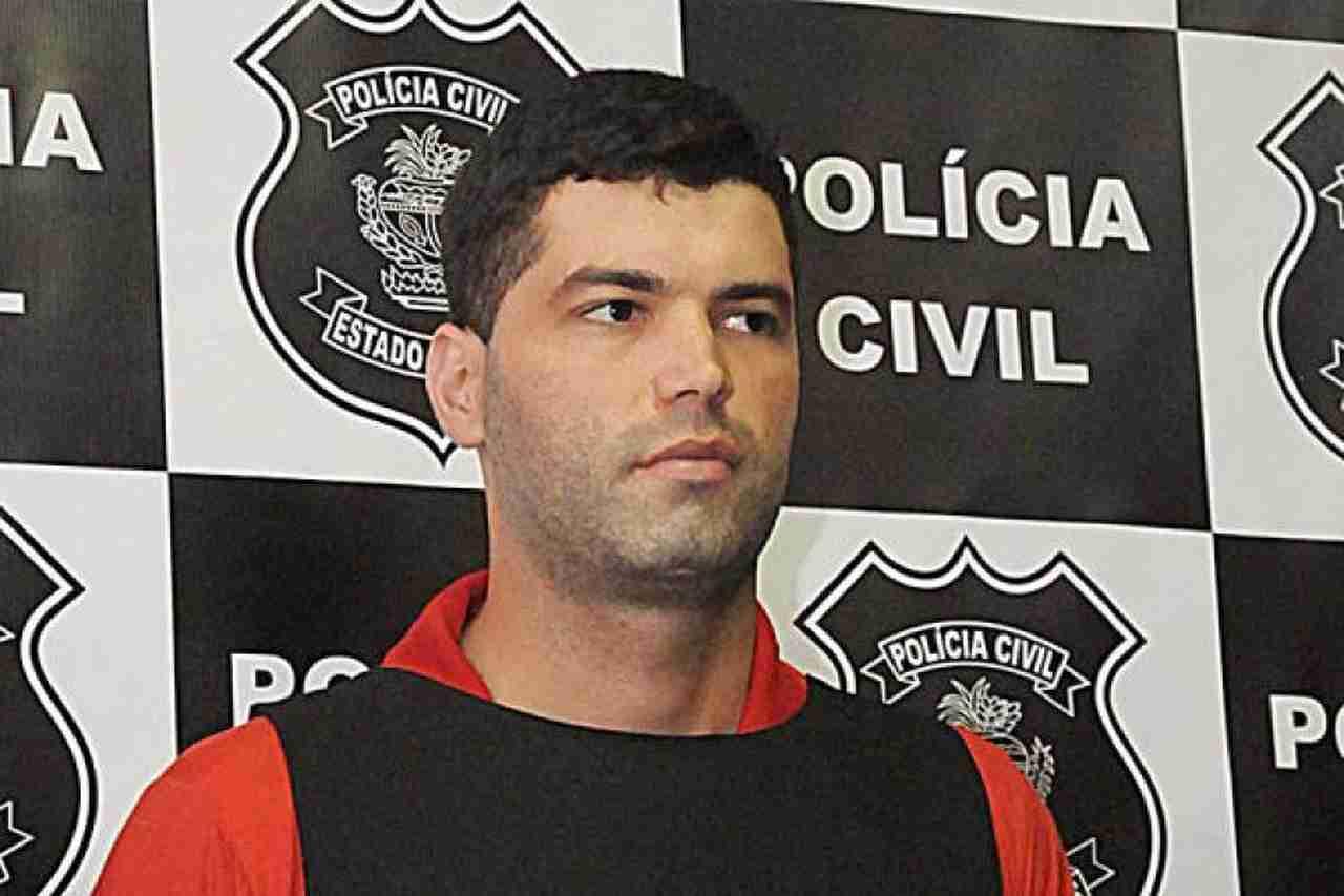 Tiago Rocha, o Serial Killer de Goiânia | Foto: Reprodução