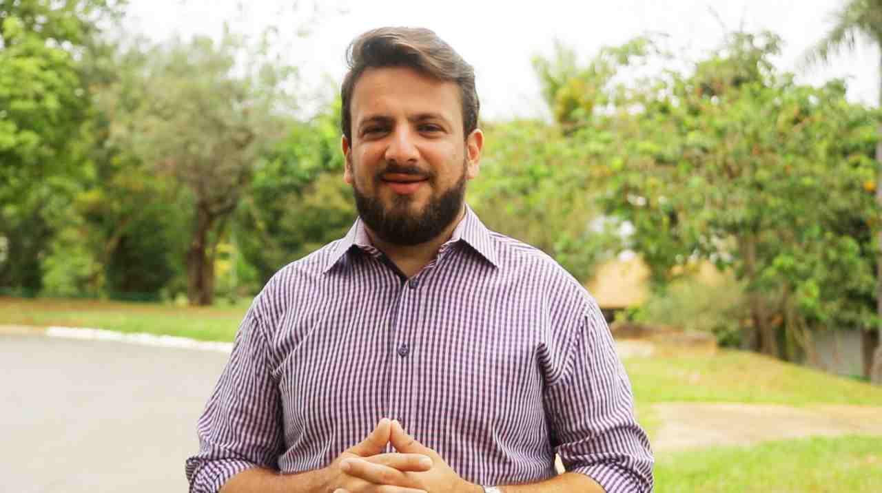 Diogo Melo (PRP) é candidato a deputado estadual e quer expandir a economia de Goiás | Foto: Divulgação
