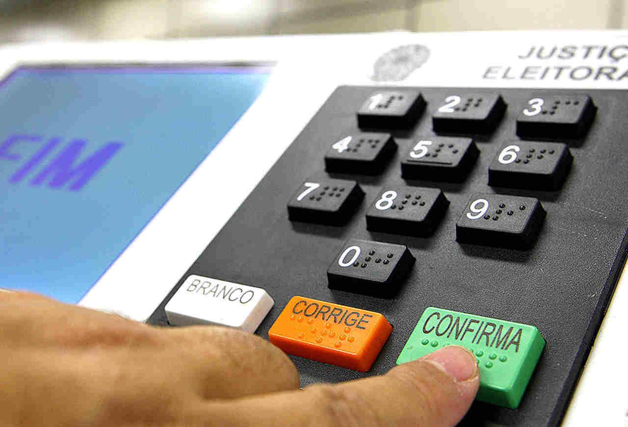 Urnas eletrônicas brasileiras