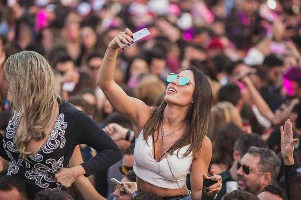 Festa 800 é uma das grandes festas de Goiânia | Foto: Gregore Miranda