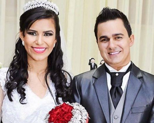 Lucélia Rodrigues casou-se e diz não guardar mágoas | Foto: Reprodução