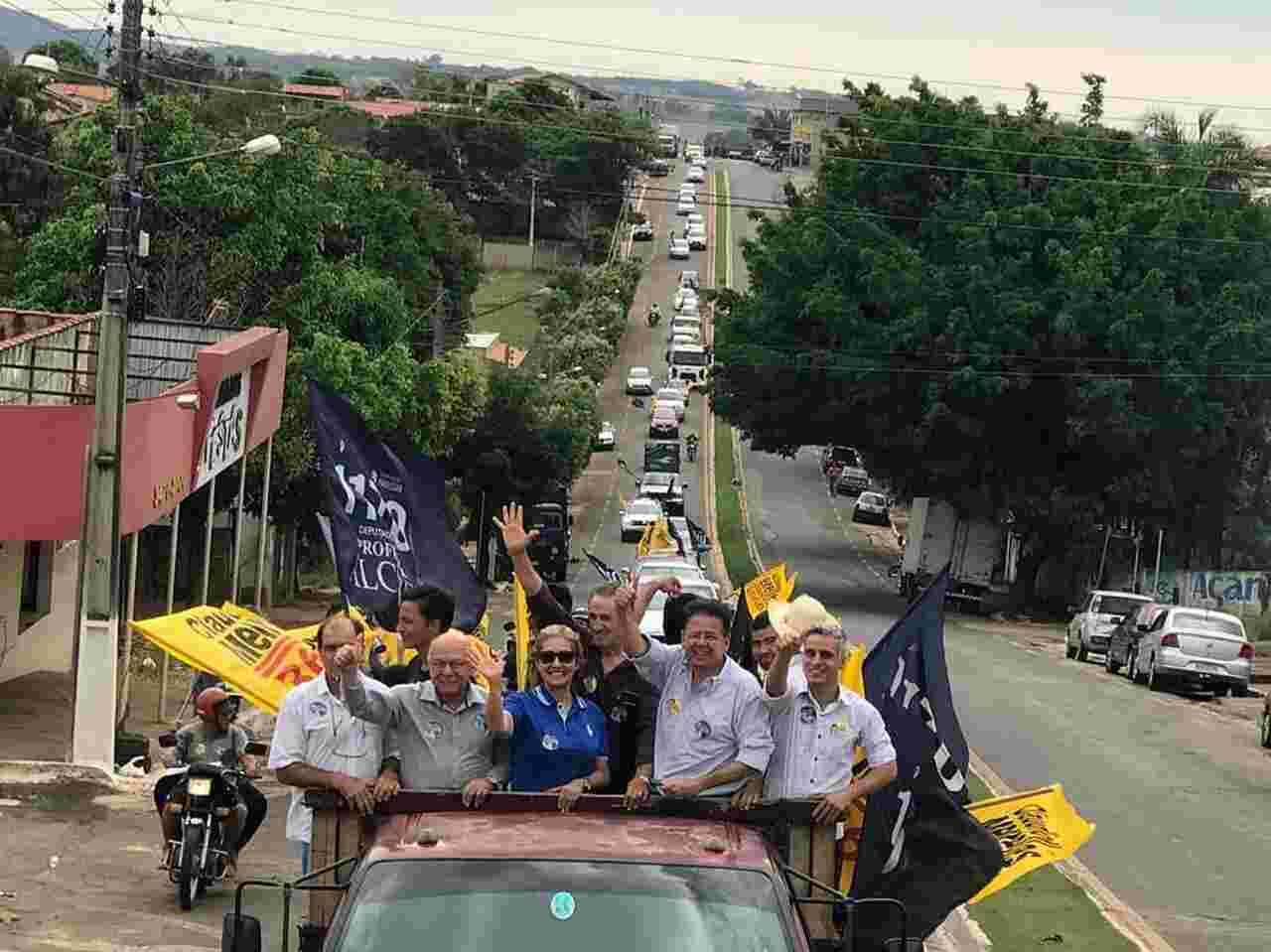 Justiça nega pedido do Ministério Público para impugnação da candidatura do Professor Alcides | Foto: Divulgação