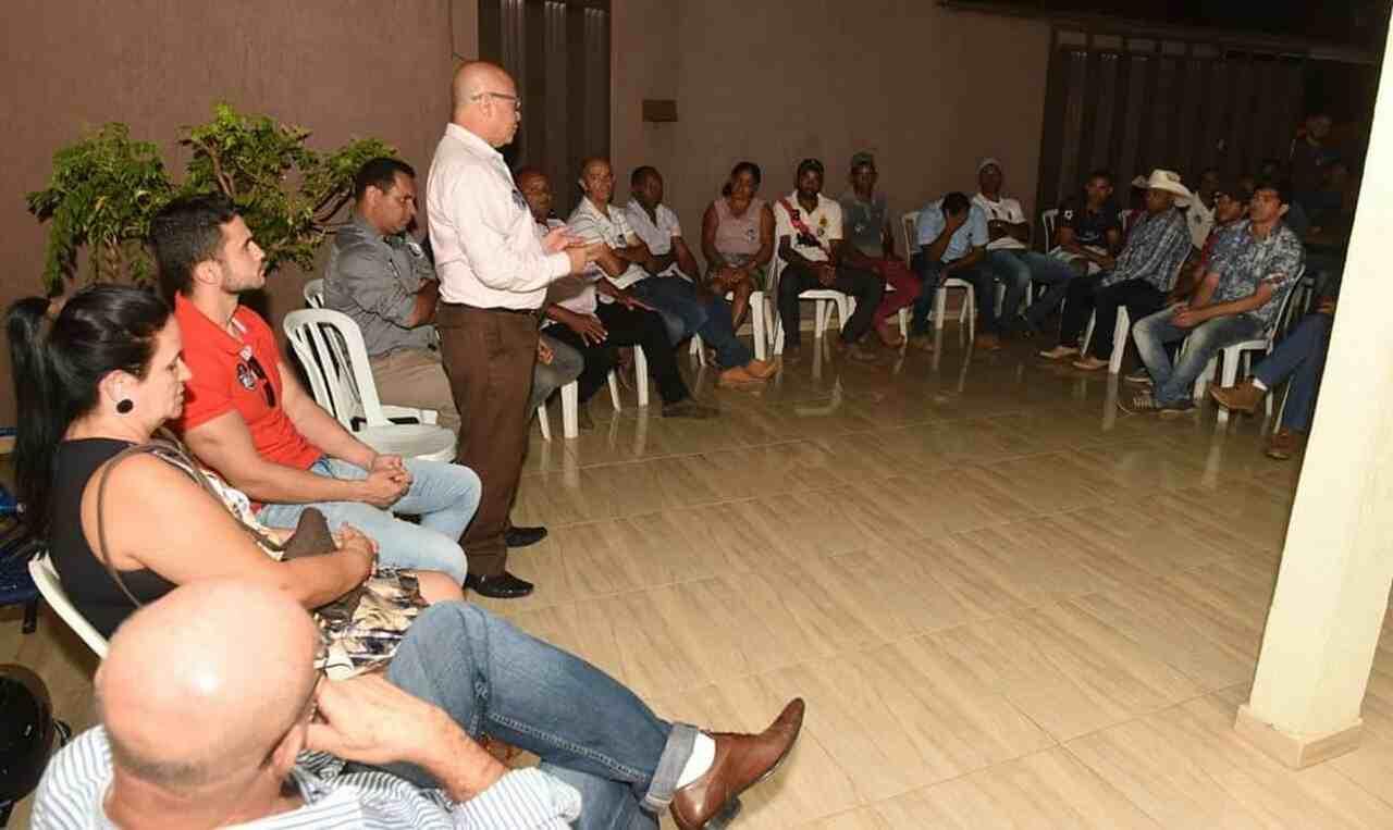 Nesta sexta-feira, 14, constam da agenda do Professor Alcides mais 60 reuniões com apoiadores na região de Aparecida | Foto: Divulgação