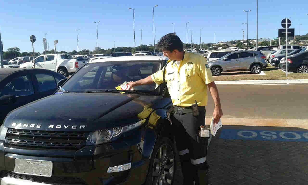 SMT (Secretaria Municipal de Trânsito) é um dos órgãos que pode multar condutores em Goiânia | Foto: Reprodução