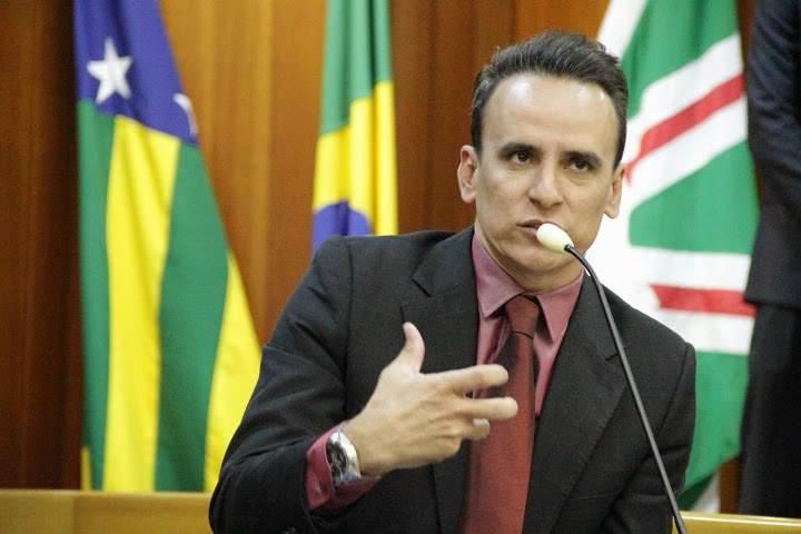 Vereador Zander Fábio (Patriotas) é o autor do projeto | Foto: Câmara