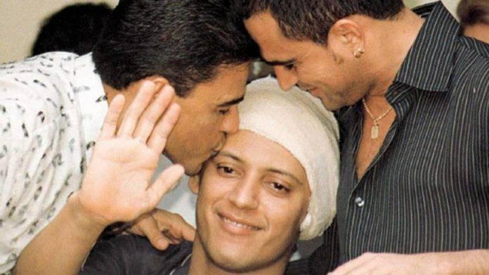 Wellington Camargo ficou em cativeiro por mais de três meses até ser libertado pelos sequestradores | Foto: Ed Ferreira/AE/VEJA