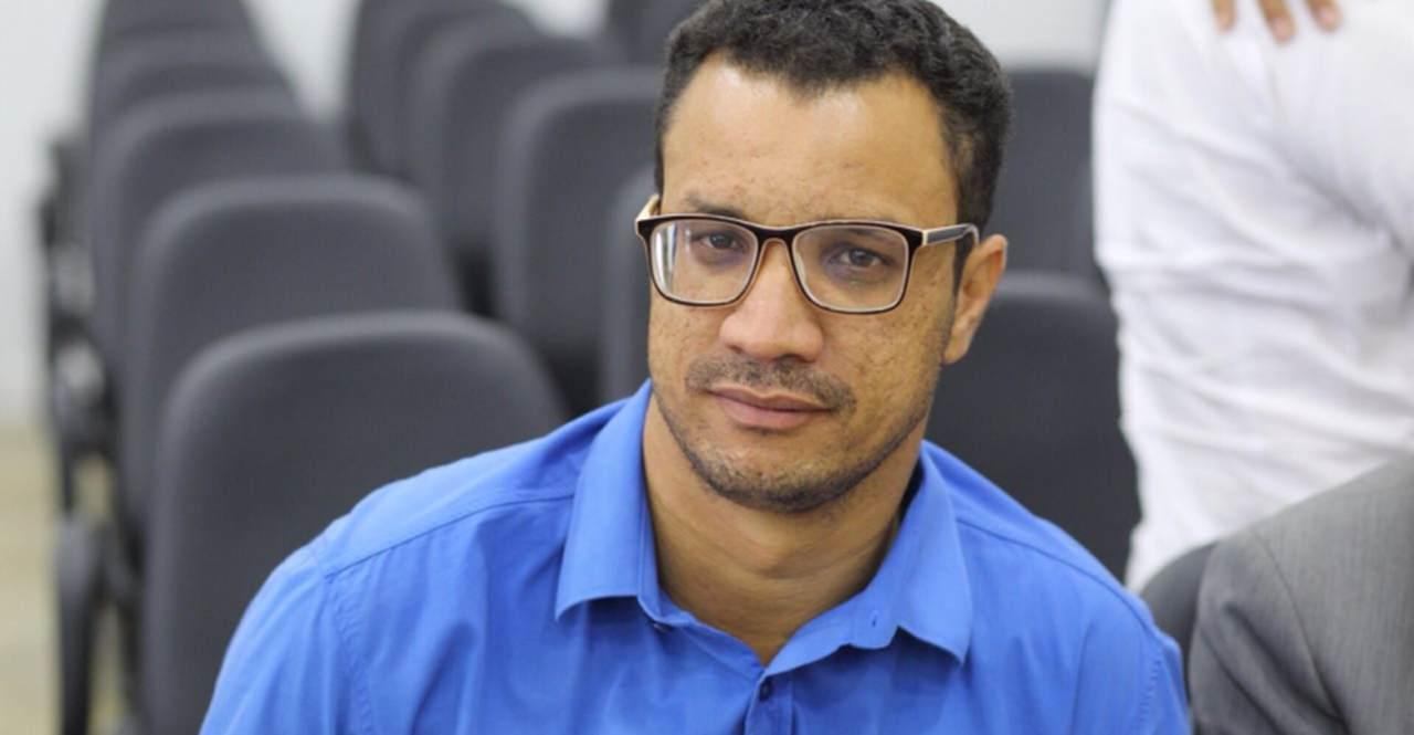Gustavo Mendanha em carreata do Professor Alcides | Foto: Reprodução