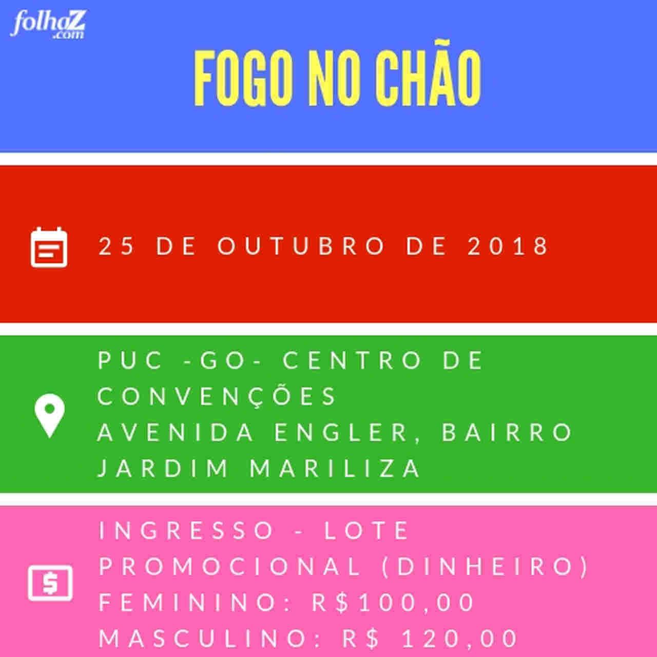 Fogo de Chão traz nomes famosos do mundo sertanejo | Foto: Reprodução